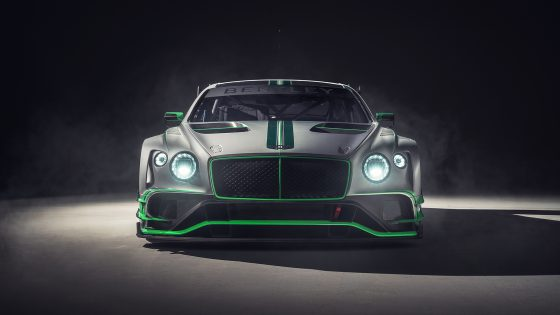 Bentley Continental GT3 Front