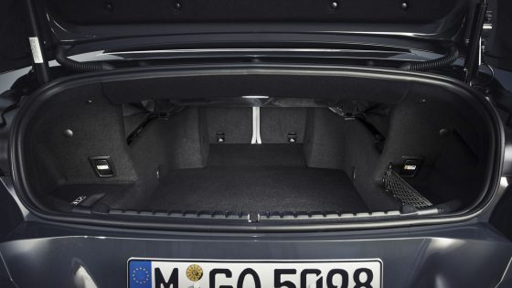 BMW 8 Series Convertible Boot