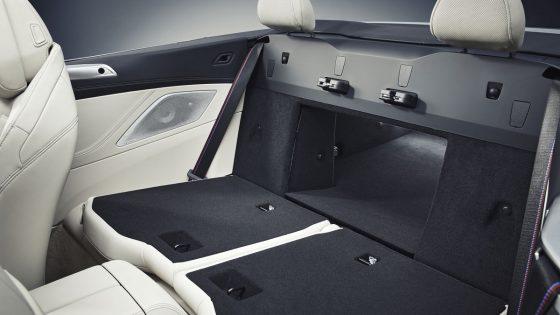 BMW 8 Series Convertible Split Folding Rear Seats