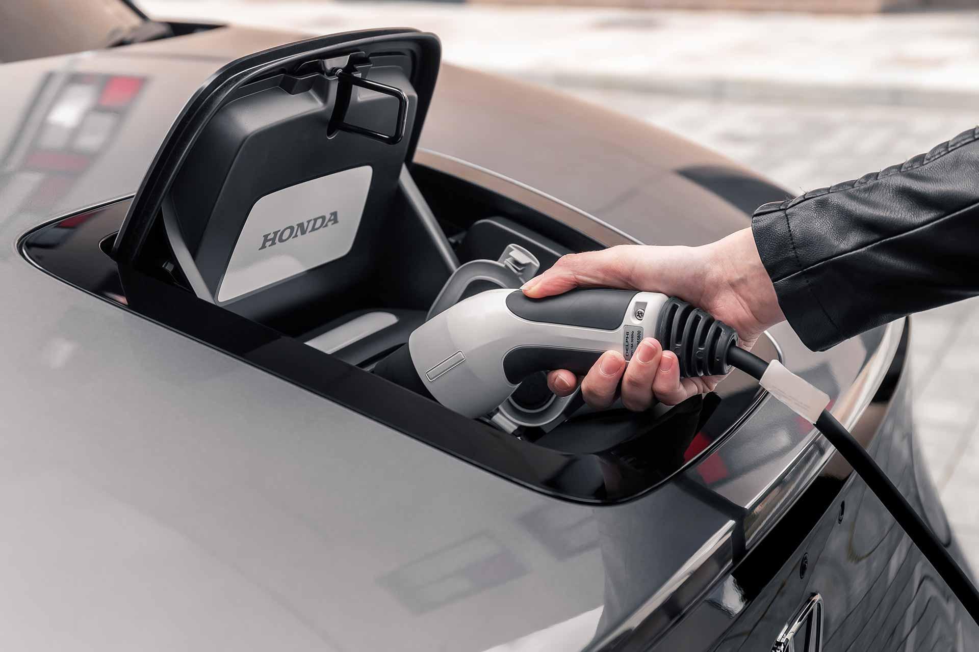 2020 Honda e charge