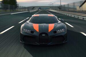 Bugatti Chiron Supersport