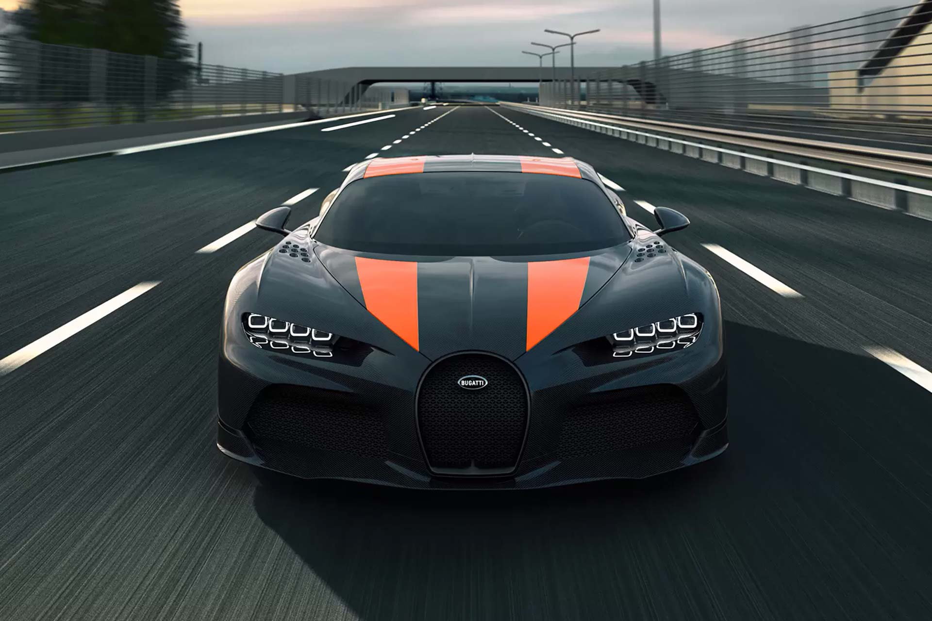 Bugatti Chiron Supersport